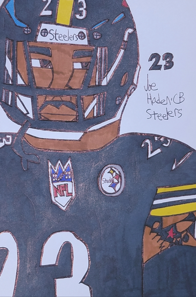 Joe Haden by armattock